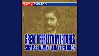 The Count of Luxembourg: Overture