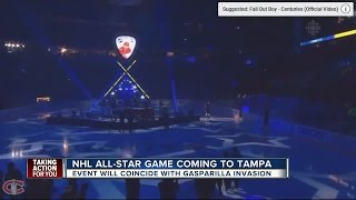 2018 NHL All-Star Game coming to Tampa