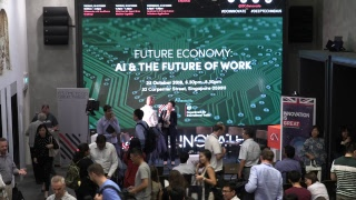 [YouTube Live] Future Economy: AI and the Future of Work