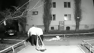 Саратовцы завернули мертвеца в ковер и вынесли в соседний двор