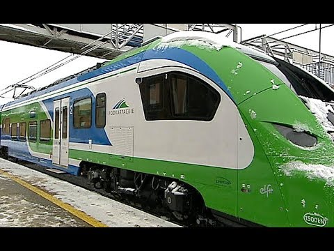 Elfy2 z bydgoskiej PESY. Nowe pociągi dla Przewozów Regionalnych