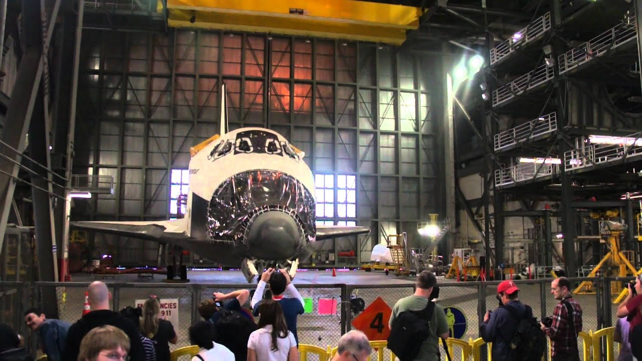 Tour the Vehicle Assembly Building (VAB) inside the ...