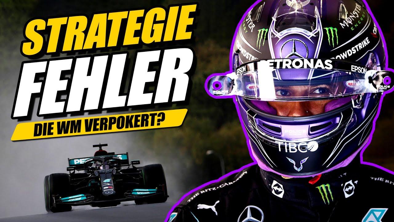 Download Hamilton gaukelt Teamplayer vor! Selbst Formel 1 WM-Titel weggeworfen?