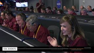 NASA Lands InSight on Mars