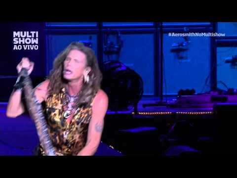Aerosmith - Cryin' Live Monsters Of Rock 2013 HD