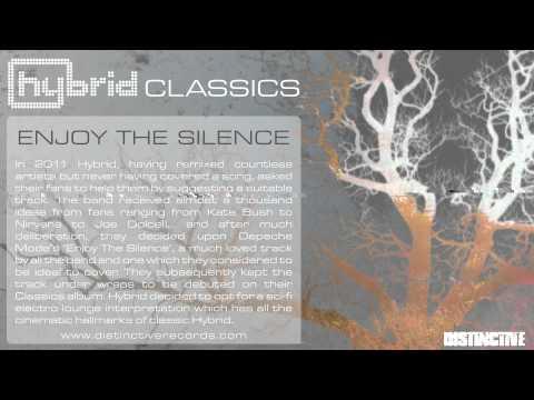 Клип Hybrid - Enjoy the Silence