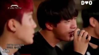 K-POP БАТЛ | BTS VS EXO | ВОКАЛ | ЧАСТЬ 1