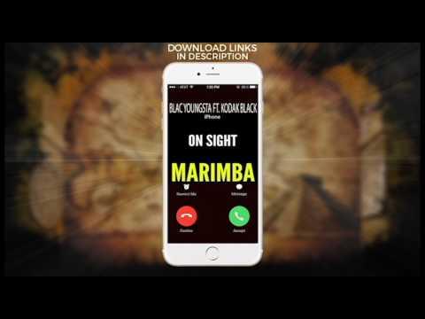 Latest iPhone Ringtone - On Sight Marimba Remix Ringtone - Blac Youngsta Feat Kodak Black