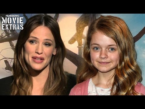 Jennifer Garner & Kylie Rogers talk about Miracles From Heaven 2016