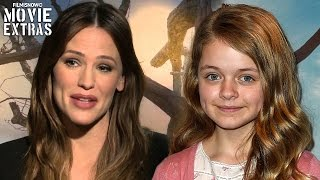 Subscribe here: http://goo.gl/srrtltsubscribe movie trailers: http://goo.gl/8wxgedjennifer garner & kylie rogers interviewmiracles from heavenplot:a young gi...