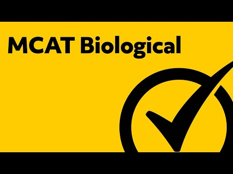 Best MCAT Biology Study Guide