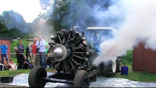 Russischer Sternmotor - Russian Radial Engine Start and Run thumbnail