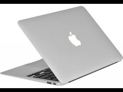 Macbook Air 2015 UNBOXING and SETUP - YouTube
