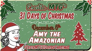 Exotic MTG 31 Days of Christmas Giveaway - December 6th - A Big Pile of Magic: the Gathering Goodies