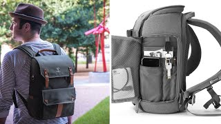 Top 7: Best Camera Backpacks For Hiking & Travel in 2019