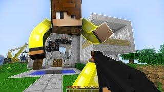 MUTANT DEV ISMETRG YENİ EVİME SALDIRIYOR! 😱 - Minecraft