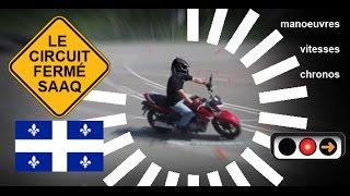 Examen SAAQ moto 2016 1.0