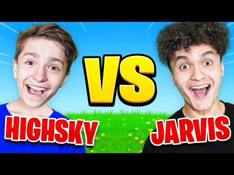 FaZe Jarvis Vs FaZe H1ghSky1 (Loser Gets Kicked From FaZe Clan)