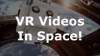 SpaceVR Plans to Get Live 360 Video From Space