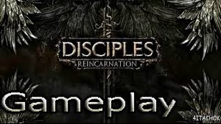 Gameplay game - Disciples III Reincarnation