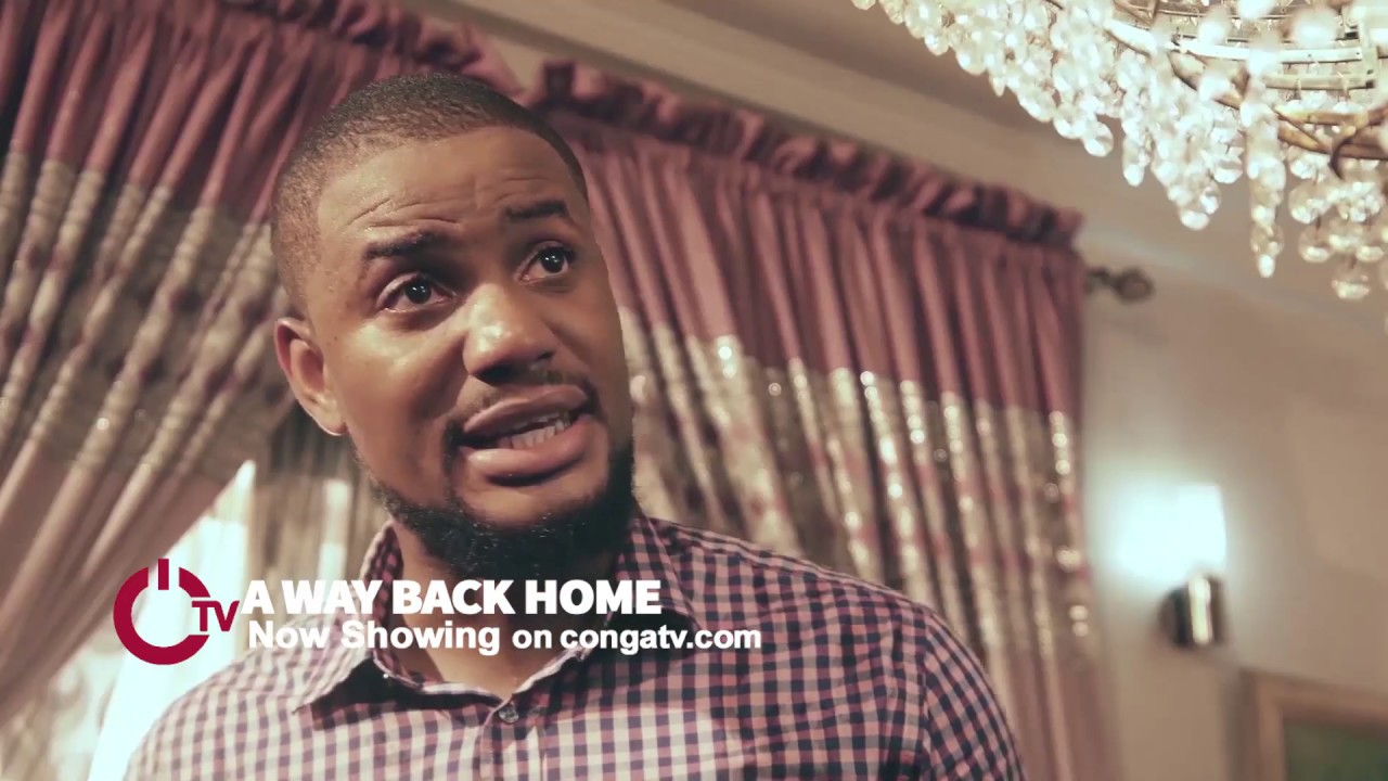 Download A Way Back Home Official Trailer - Latest Nigerian Movies 2019