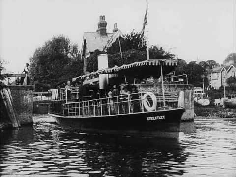 1924 Along Father Thames to Shepperton mp4