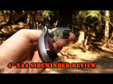 "NAA Sidewinder Review: 4"" Mini Revolver"