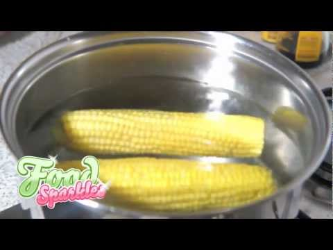 Basic way to cook corn on the cob