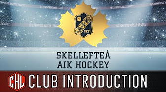 CHL 2016-2017 Champions Hockey League | SHL, Liiga, Extraliga & NLA Teams
