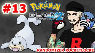 Black 2 Randomizer Rocketlocke Part 13 - It