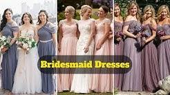 Trendy bridesmaid dresses || Plus size bridesmaid dresses || Modern Bridesmaid Dress