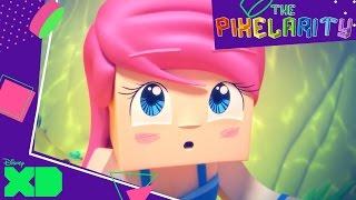 The Pixelarity | Amy Lee Vs The Great White Shark | Official Disney XD UK