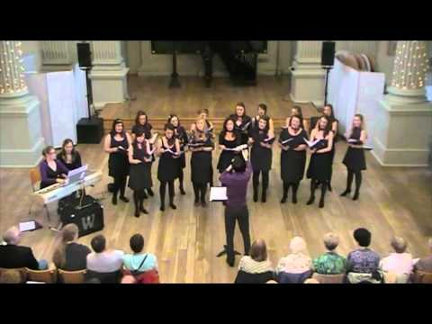 Just the way you look tonight - Les Sirènes Female Chamber Choir