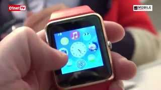 Fausse Apple Watch au MWC 2015