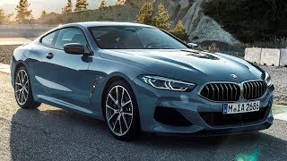 2019 bmw 8 series interior exterior and drive great coupe