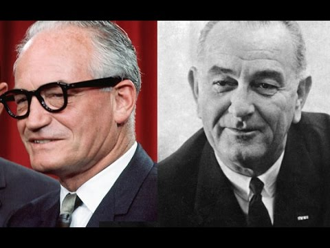 The 1964 Presidential Election: Johnson vs. Goldwater