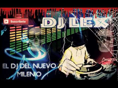 MIX DISCOTECA HALLOWEEN  2016 FULL REMIX  🎃 🎃 DJ LEX 🎃