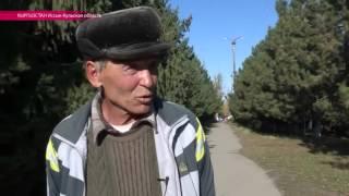 Каракол - самый русский город Кыргызстана, репортаж НВ