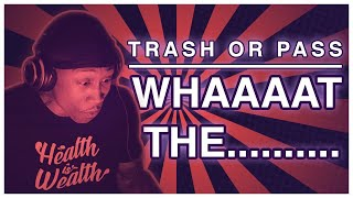 TRASH or PASS! KSI ft AJ Tracey, Rich The Kid ( Tides ) Dissimulation [REACTION!!!]