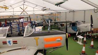 de Havilland Aircraft Museum Salisbury Hall England - 2018