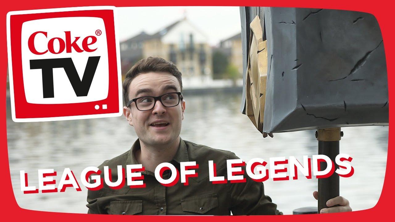 The League of Legends World Championship 2016 w/ AJ3 | #CokeTVMoment