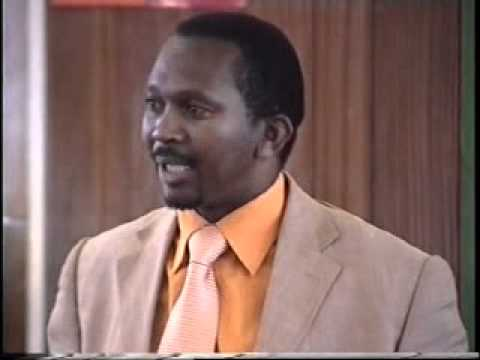 SDA SERMONS   XHOSA SDA SERMON   THEMBALETHU SDA TENT MFUNDISI M GWALA IN 2006   PART #1 JBV