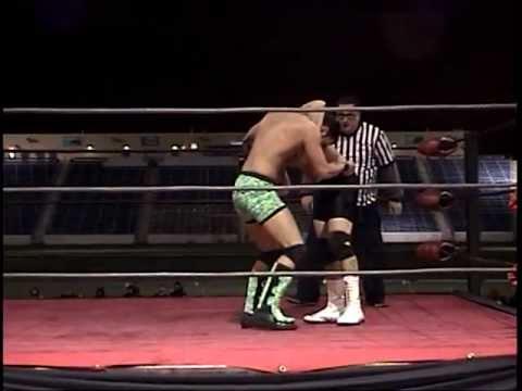Windy City Pro Wrestling Battle of the Belts 22 Buddy Roberts Jr. vs Justin Reno
