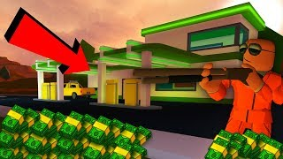 NEW STORE ROBBING & NEW MAP LOCATIONS! (ROBLOX Jailbreak)