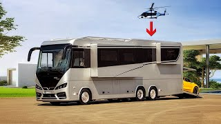 6 Great Luxury Motor Homes | WATCH NOW ▶ 5 !