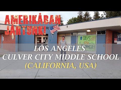 Culver City Middle School Los Angeles (California, USA)
