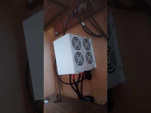 Продам инвертор 24-220 3 кВт чистый синус Новосибирск