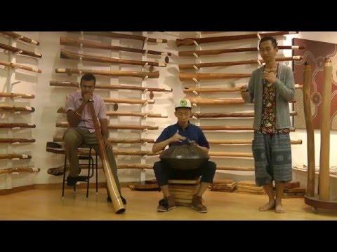 Didgeridoo, Handpan & Asalato