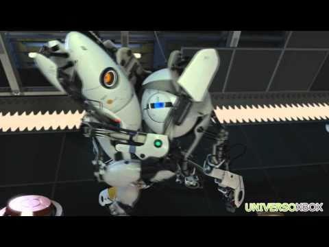 """[Trailer] Portal 2 - Cooperativo """"Extendido"""" (Subtitulado en ESPAÑOL)"""