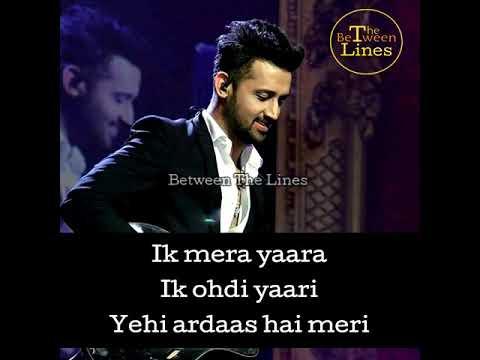 Atif Aslam - Khair Mangda ( Punjabi Song )